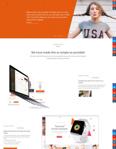 Modern Web Design 73