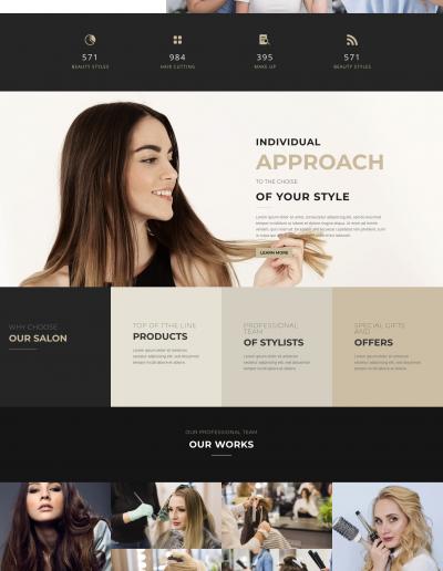 Modern Web Design 74